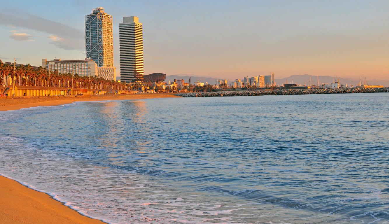Ein Strand – Viele Möglichkeiten