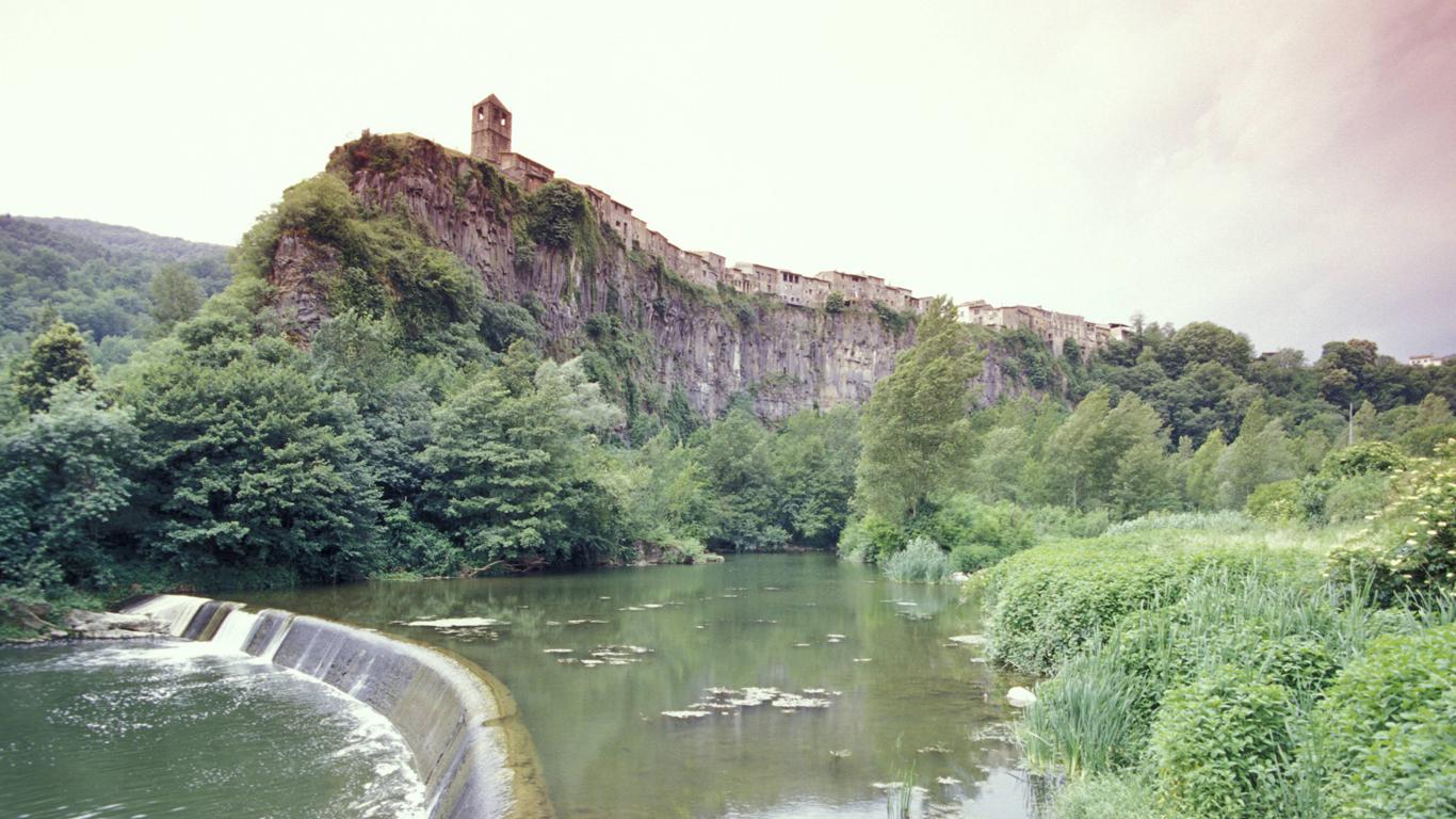 Castellfollit, Spanien
