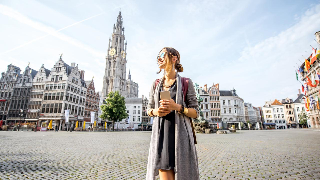 Shoppingparadies: Antwerpen