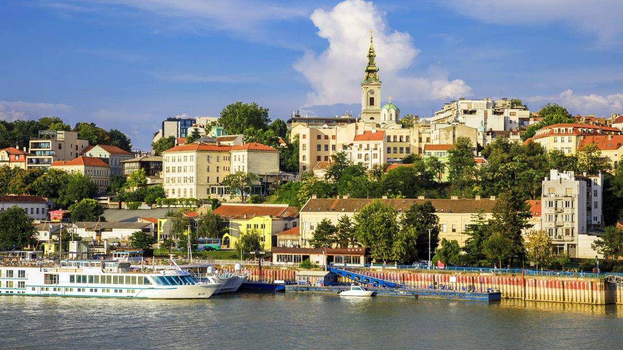Hoher Wellness-Faktor: Belgrad