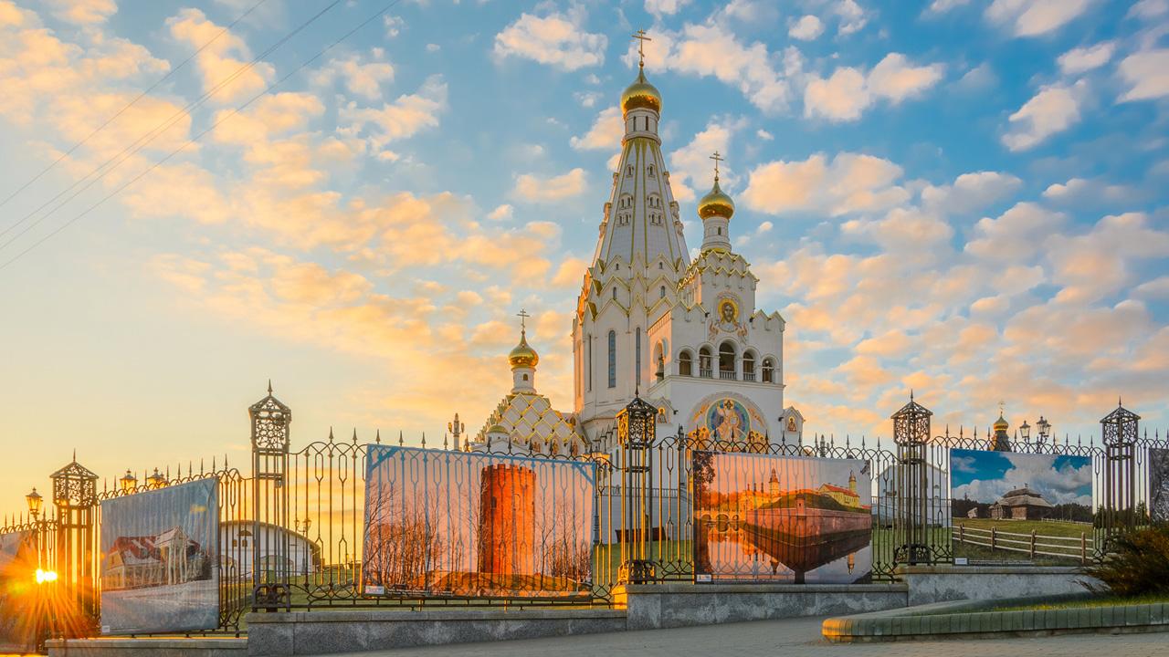Fotogenste Stadt: Minsk