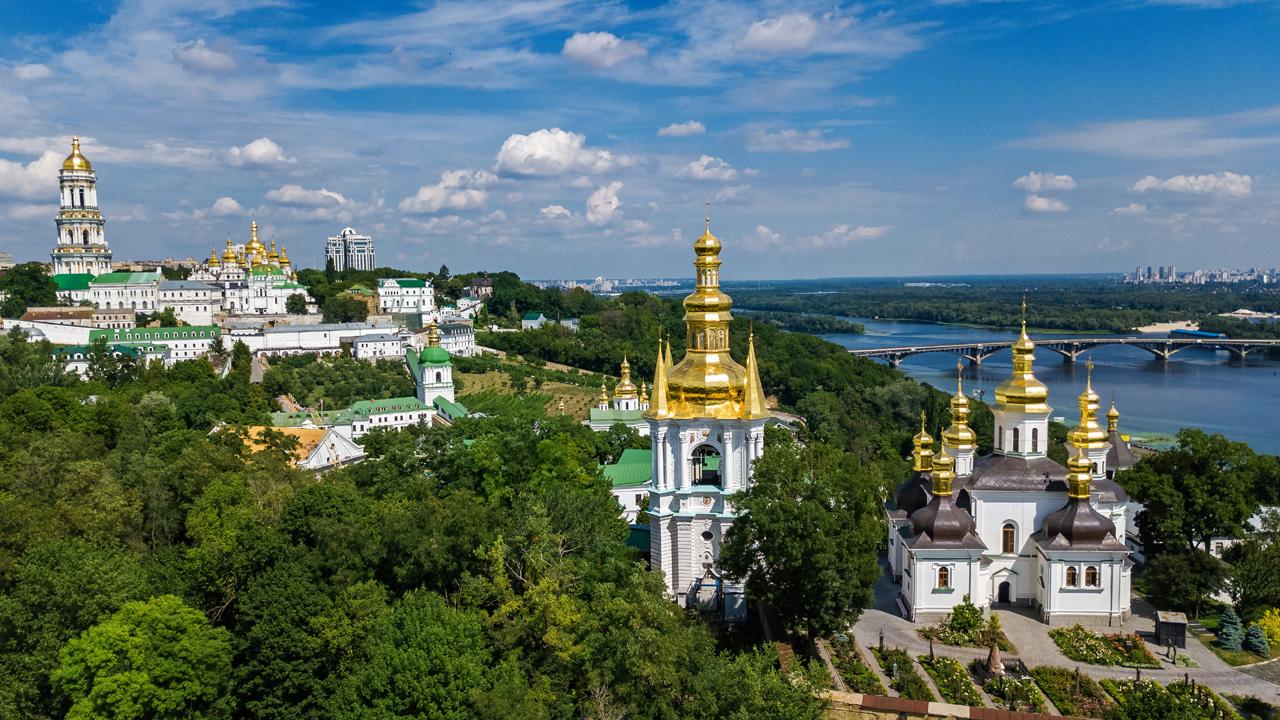 Nummer eins: Kiew