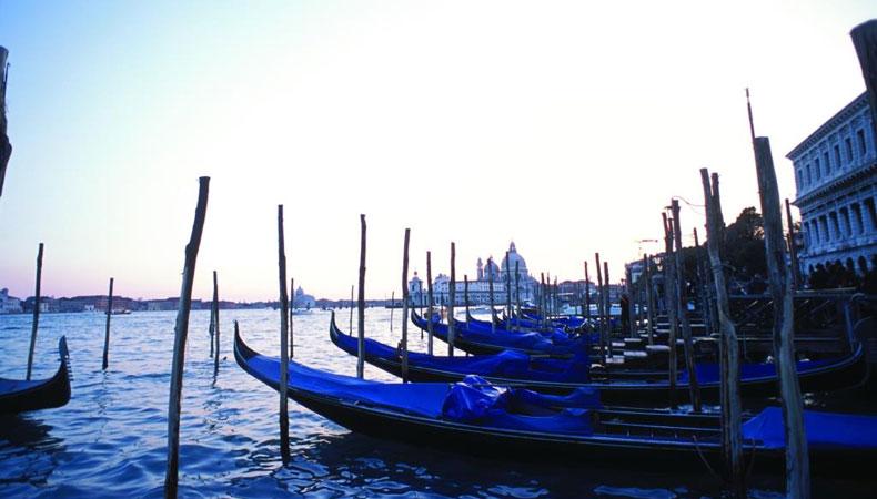 Auf den Kanälen schippern – Venedig