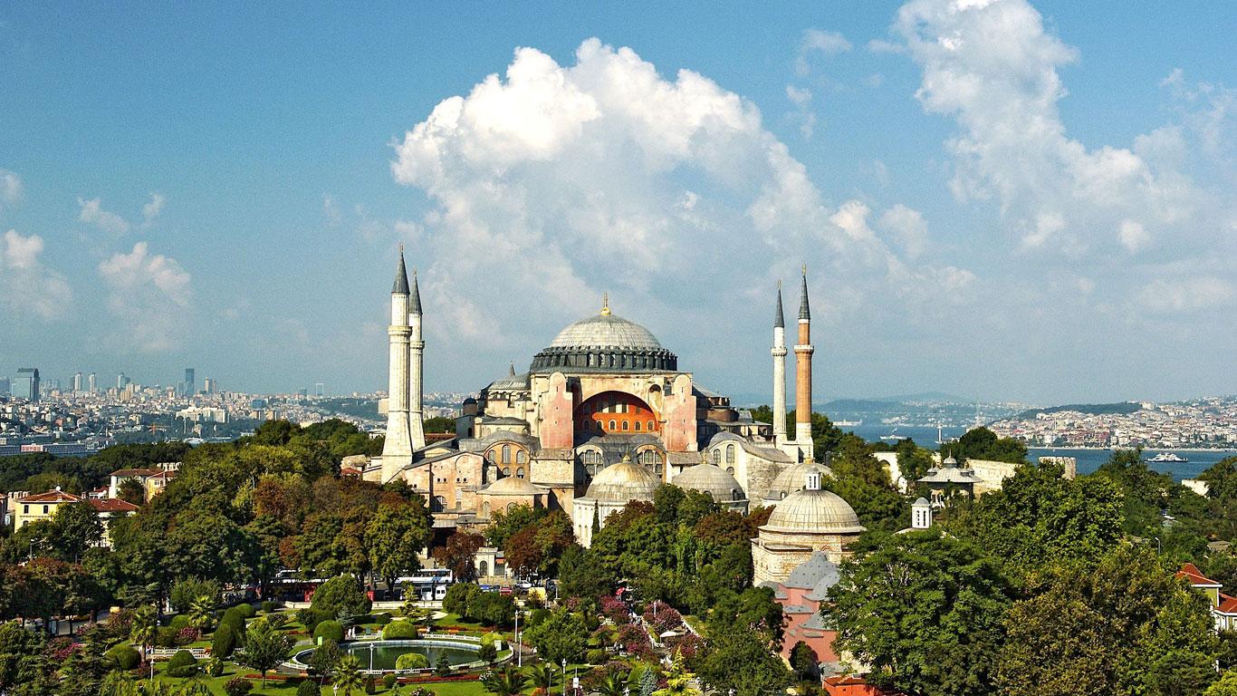 Stadt auf zwei Kontinenten – Istanbul