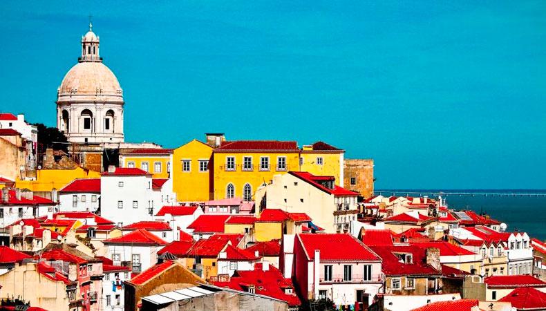 Am schönsten Ende Europas gelegen – Lissabon