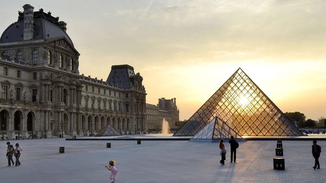 Stadt der Liebe hoch im Kurs – Paris