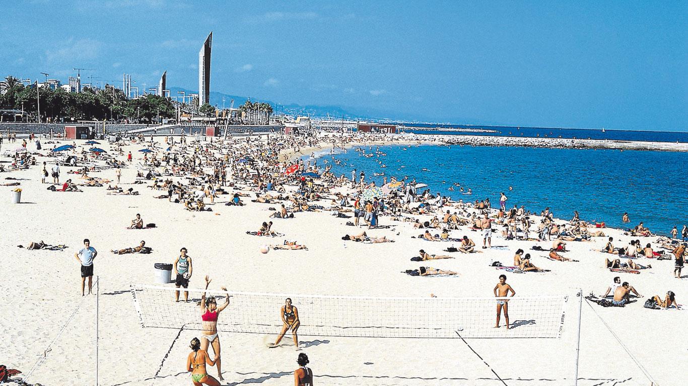 Städtetrip mit Strandurlaub – Barcelona