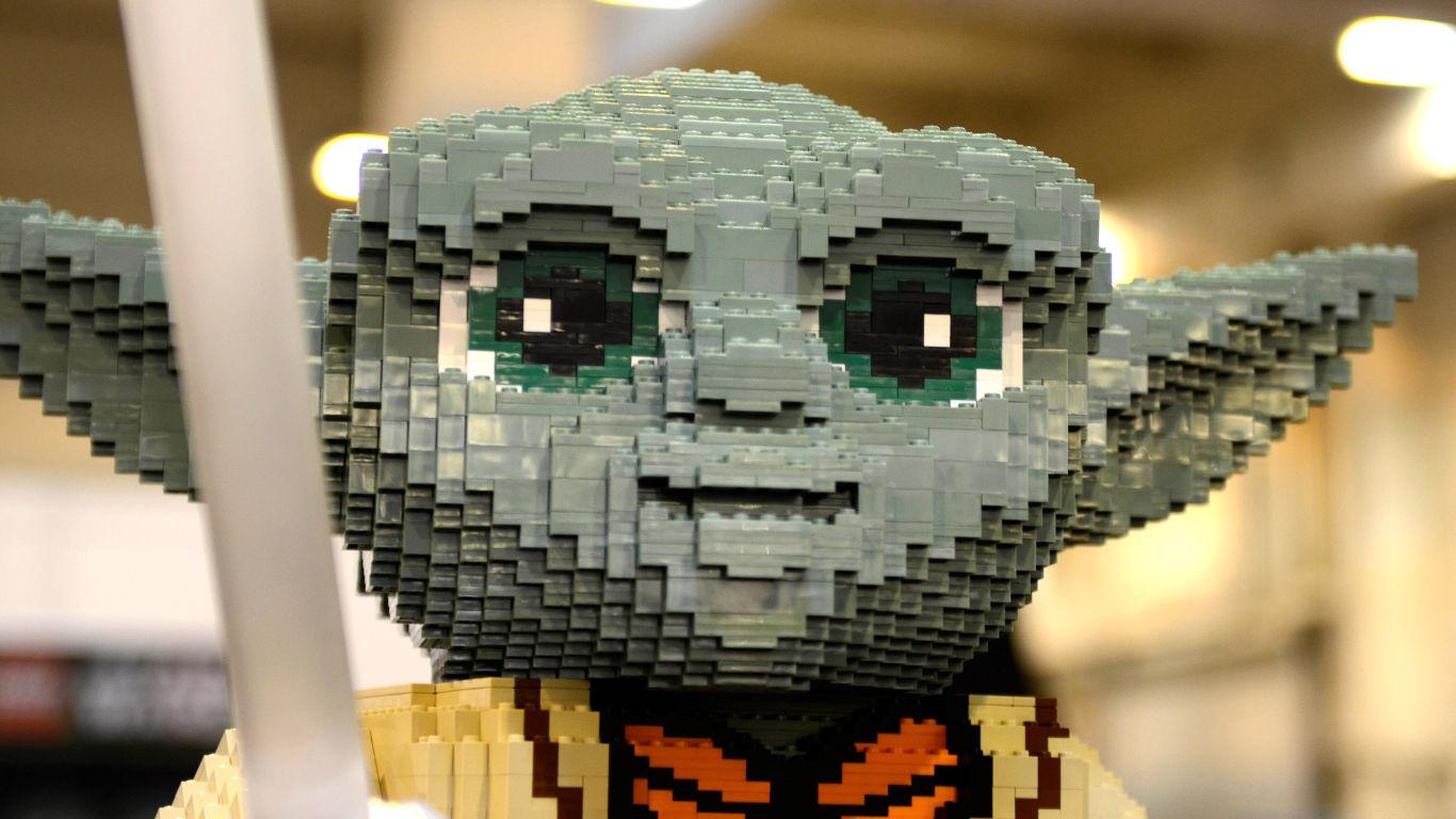 Platz 1: Legoland