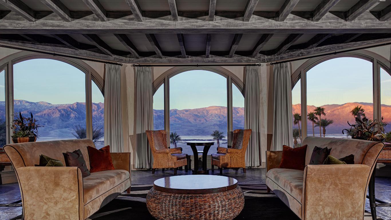 Cowboy-Urlaub mit Sternenblick – Death Valley