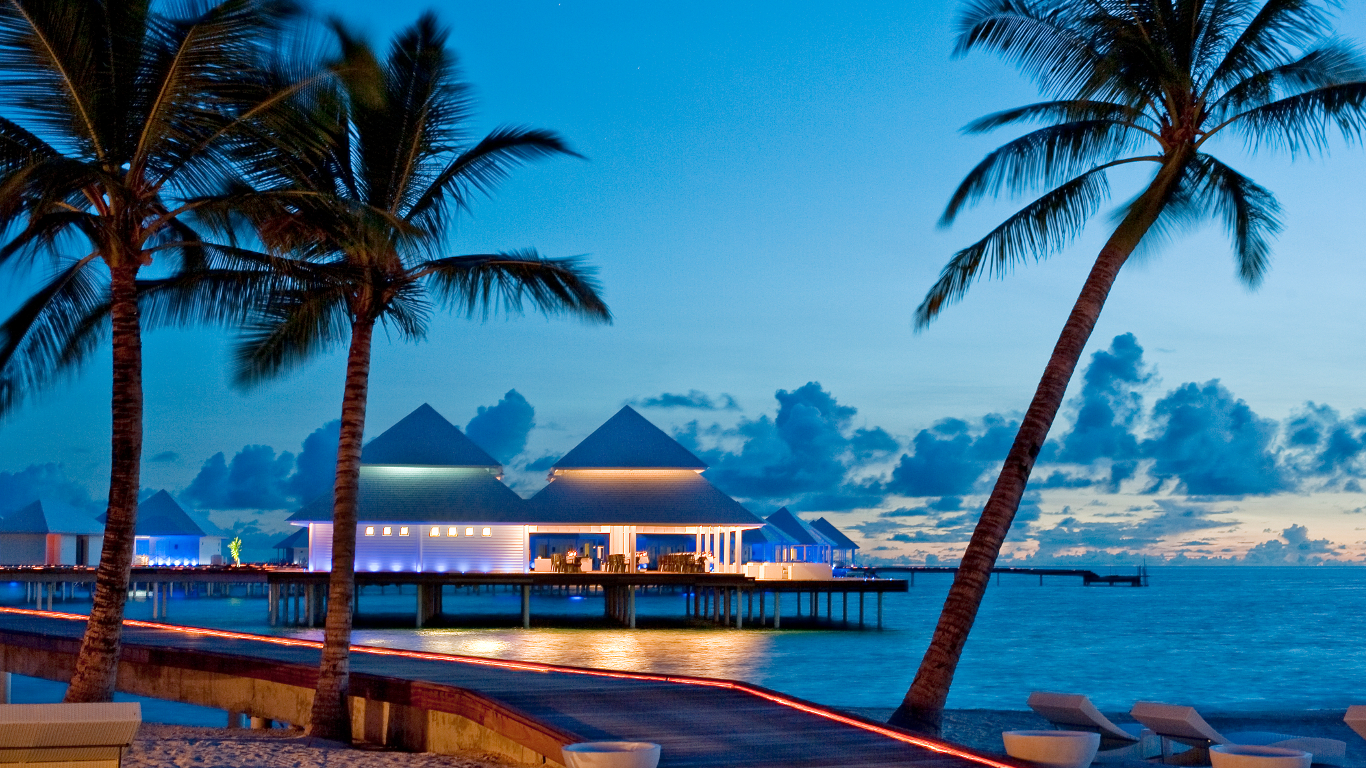 Mitten im Indischen Ozean – Malediven