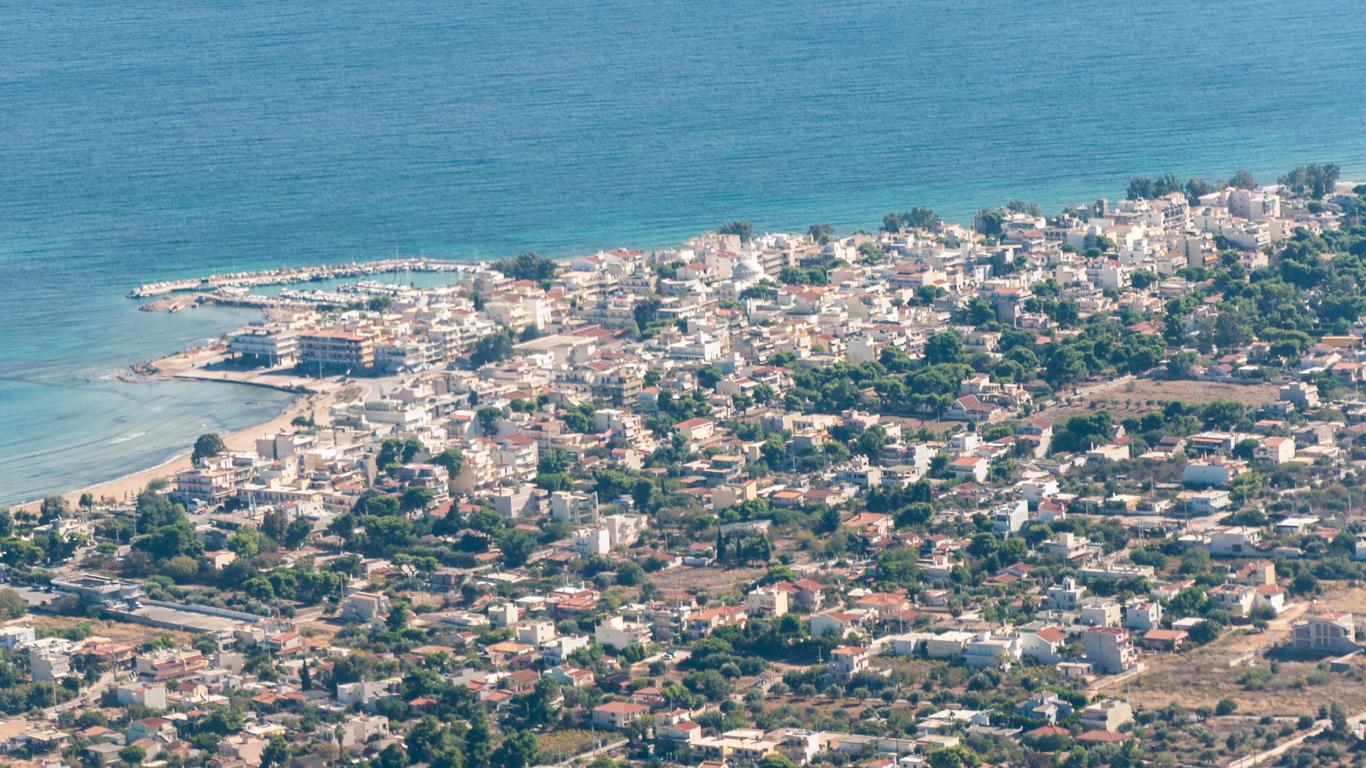 Athen – Dorthin, wo die Locals baden