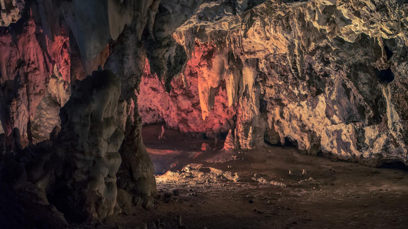 Sterkfontein-Höhlen