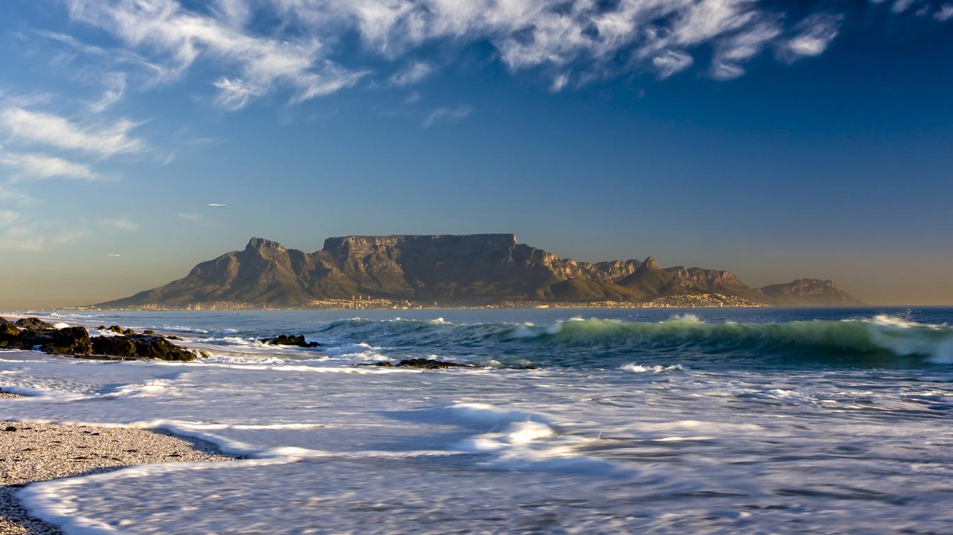 Tafelberg und Lion's Head