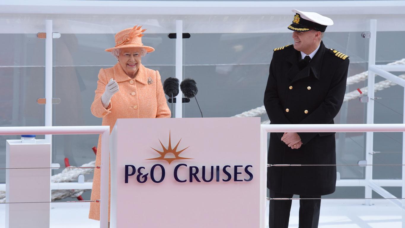 Eine Krone für die Britannia – Queen Elizabeth II: