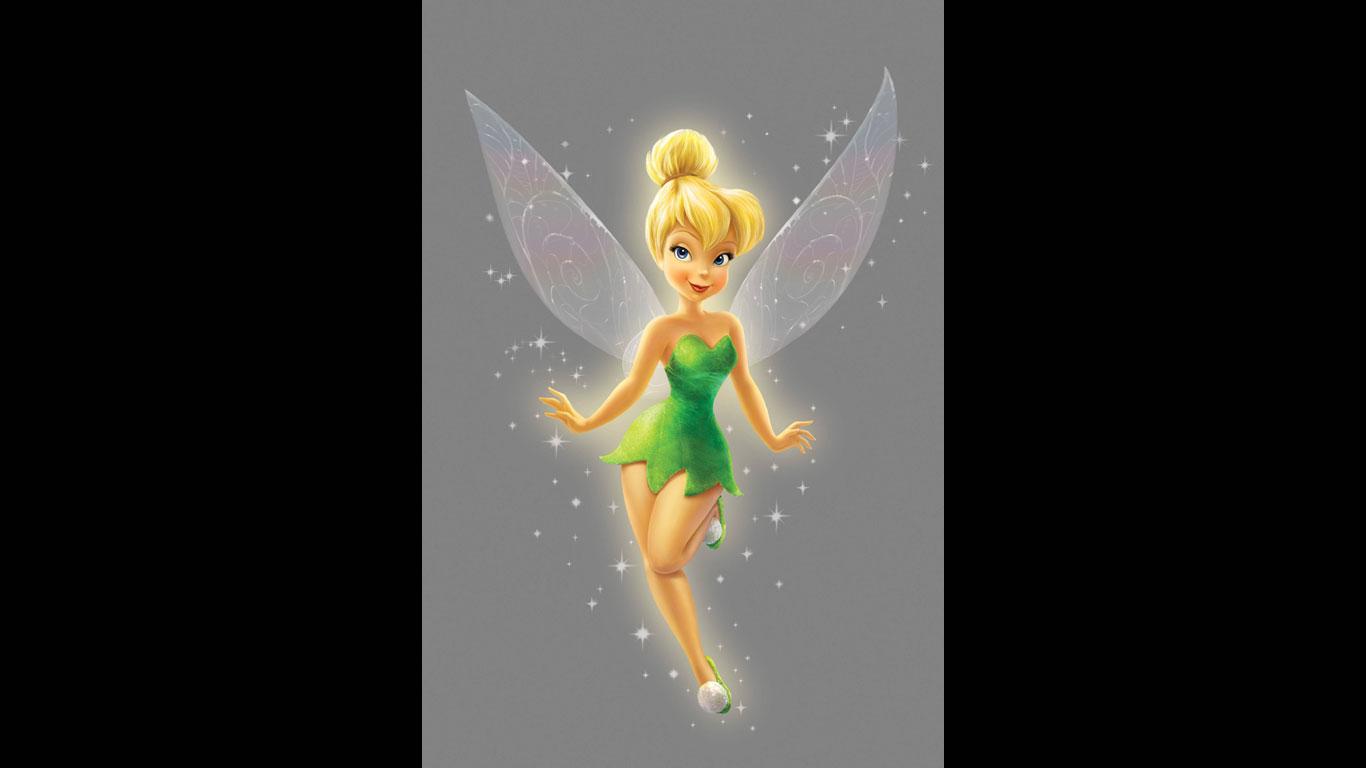 Fee fliegt auf Disney Wonder – Tinker Bell: