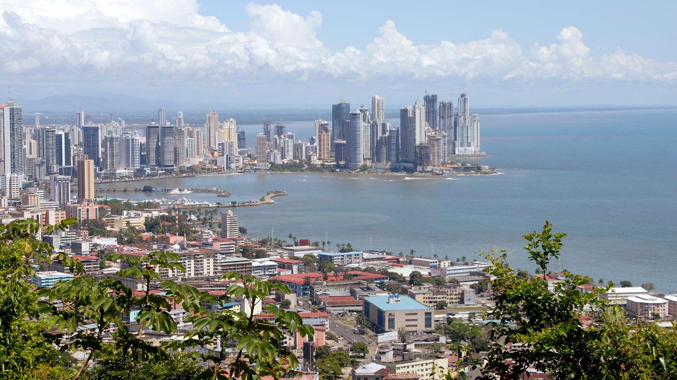 Zentralamerika, Südamerika und Pazifischer Ozean