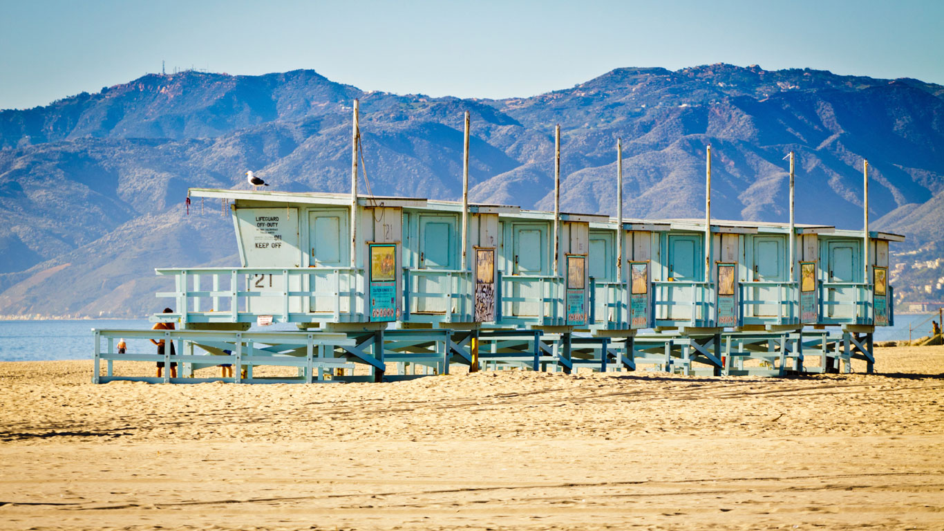 Los Angeles – Geheimtipps für Strandliebhaber