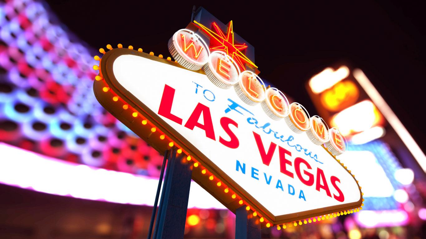 Las Vegas – Fotosafari bei Nacht
