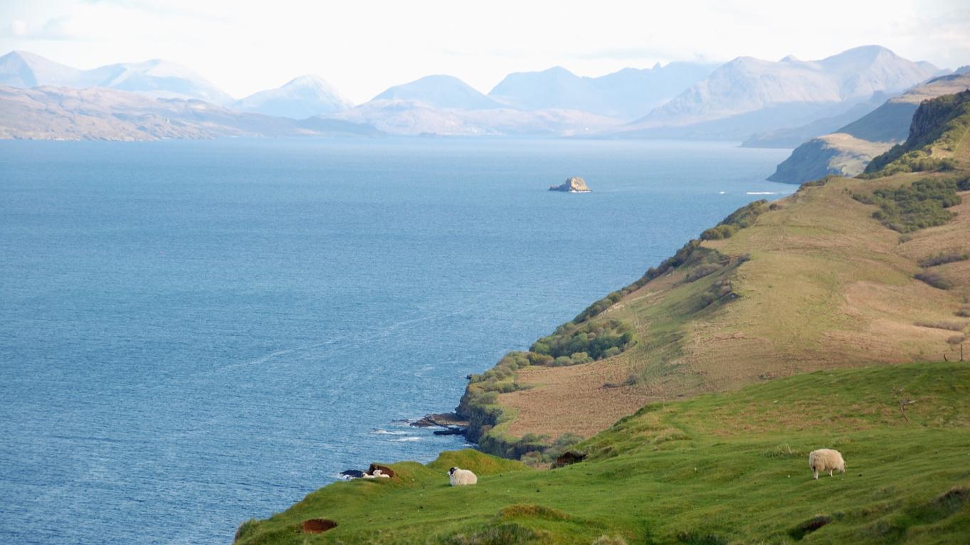 Schottland: Dollys Mausoleum