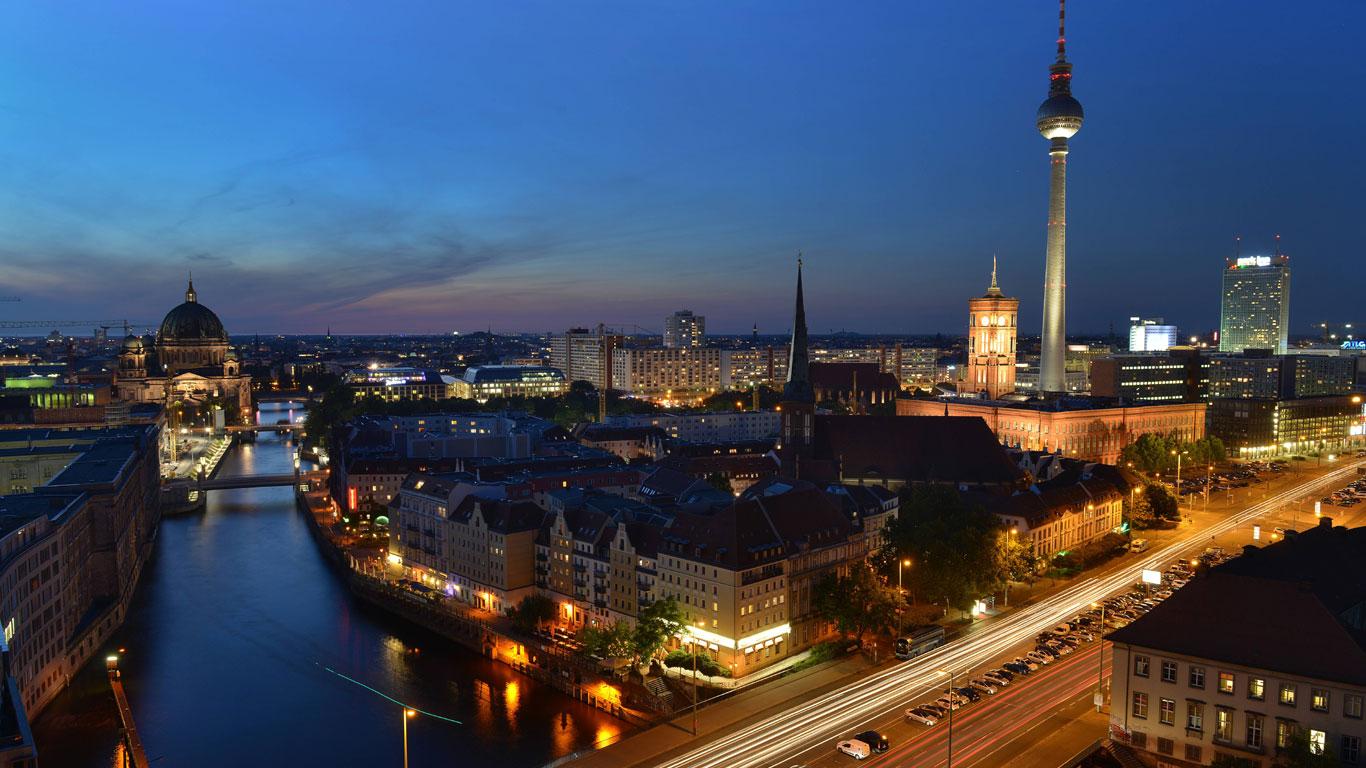 Nähe zum Zentrum – Berlin Tegel: