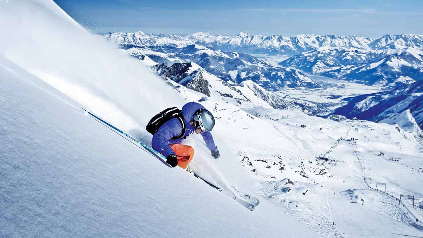 Trend: All Mountain Ski