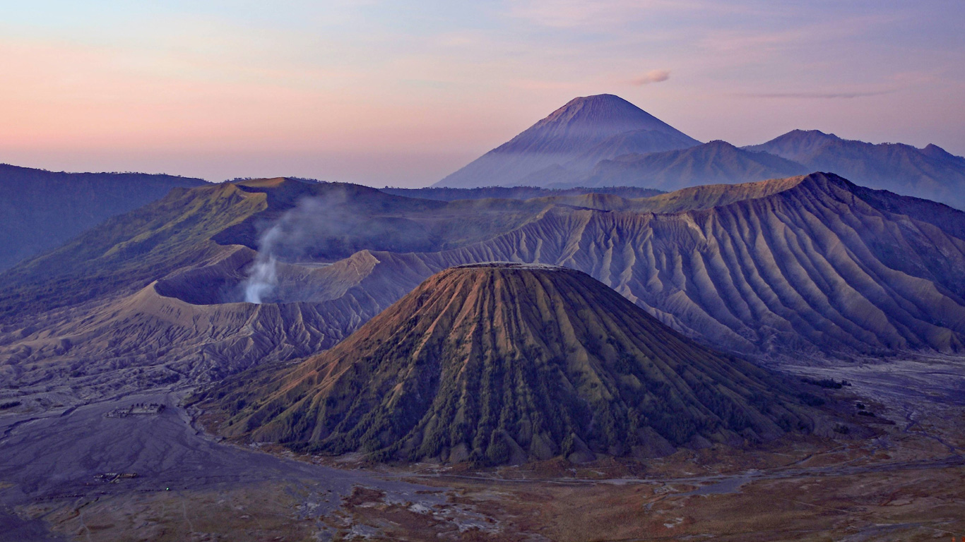 Bromo, Indonesien