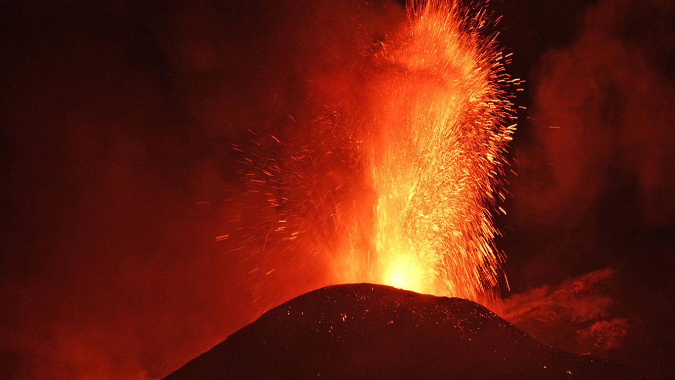 Schlummernde Hölle Spuckt Die Eifel Bald Wieder Feuer Welt Der