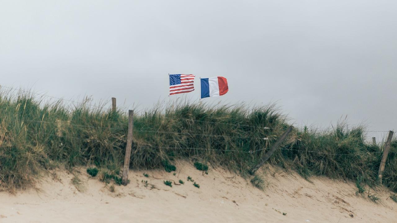 Ohama Beach/Nordfrankreich