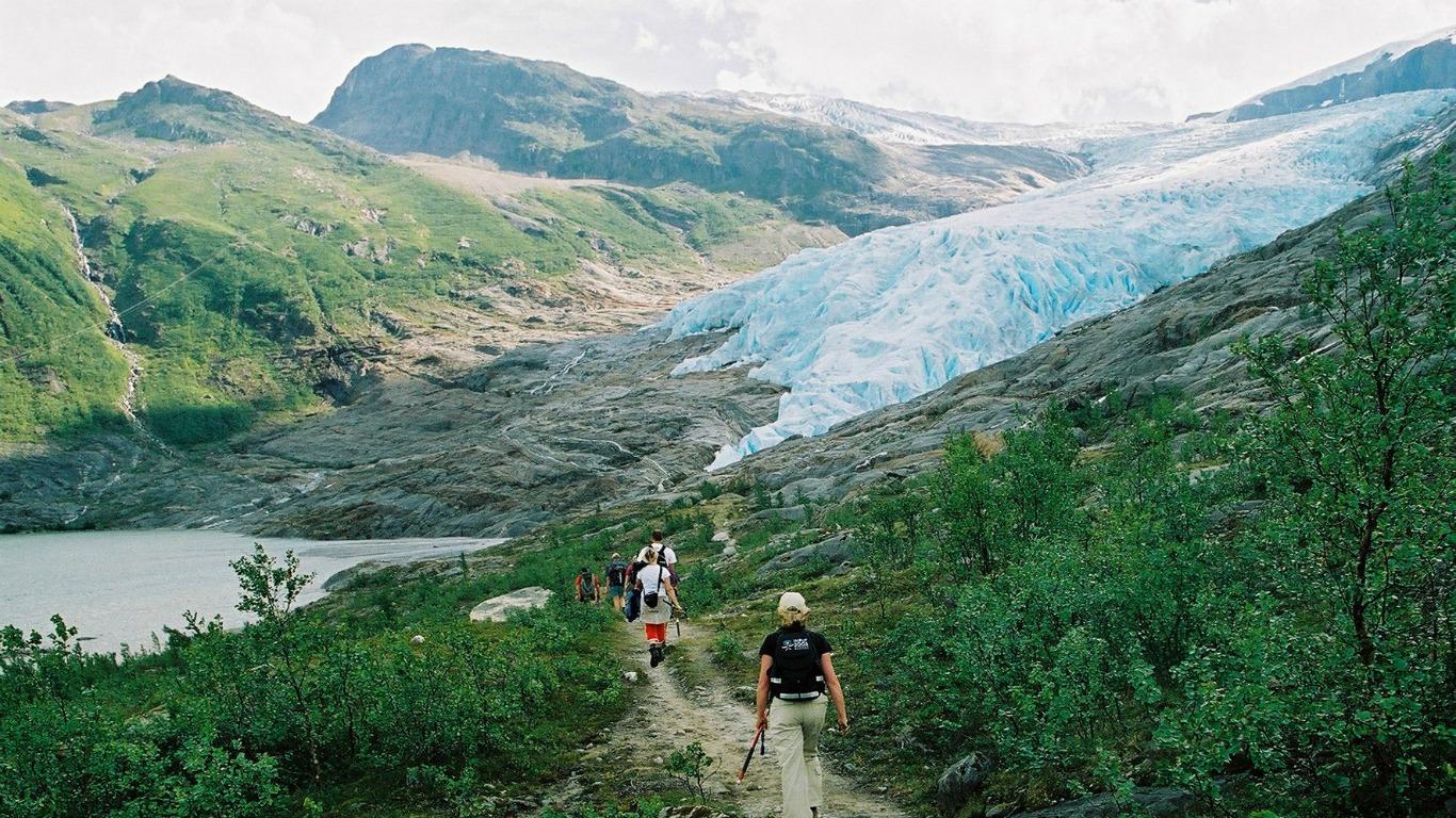 Norwegen: Fjorde, Wasserfälle und Gletscher