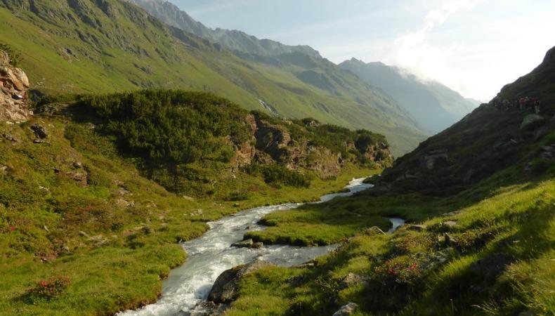 Naturidyll Stubaier Alpen