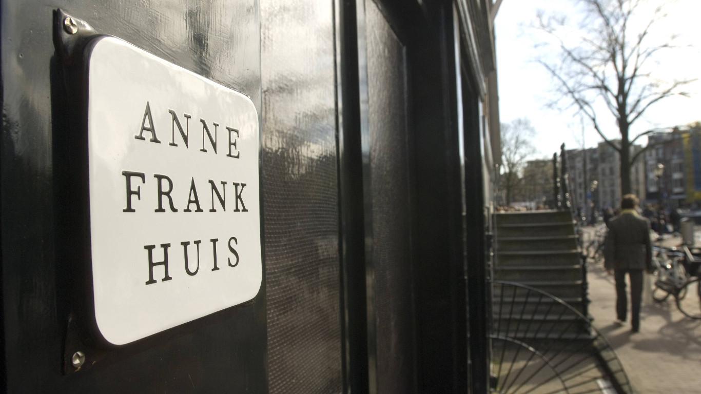 Amsterdam: Anne-Frank-Haus