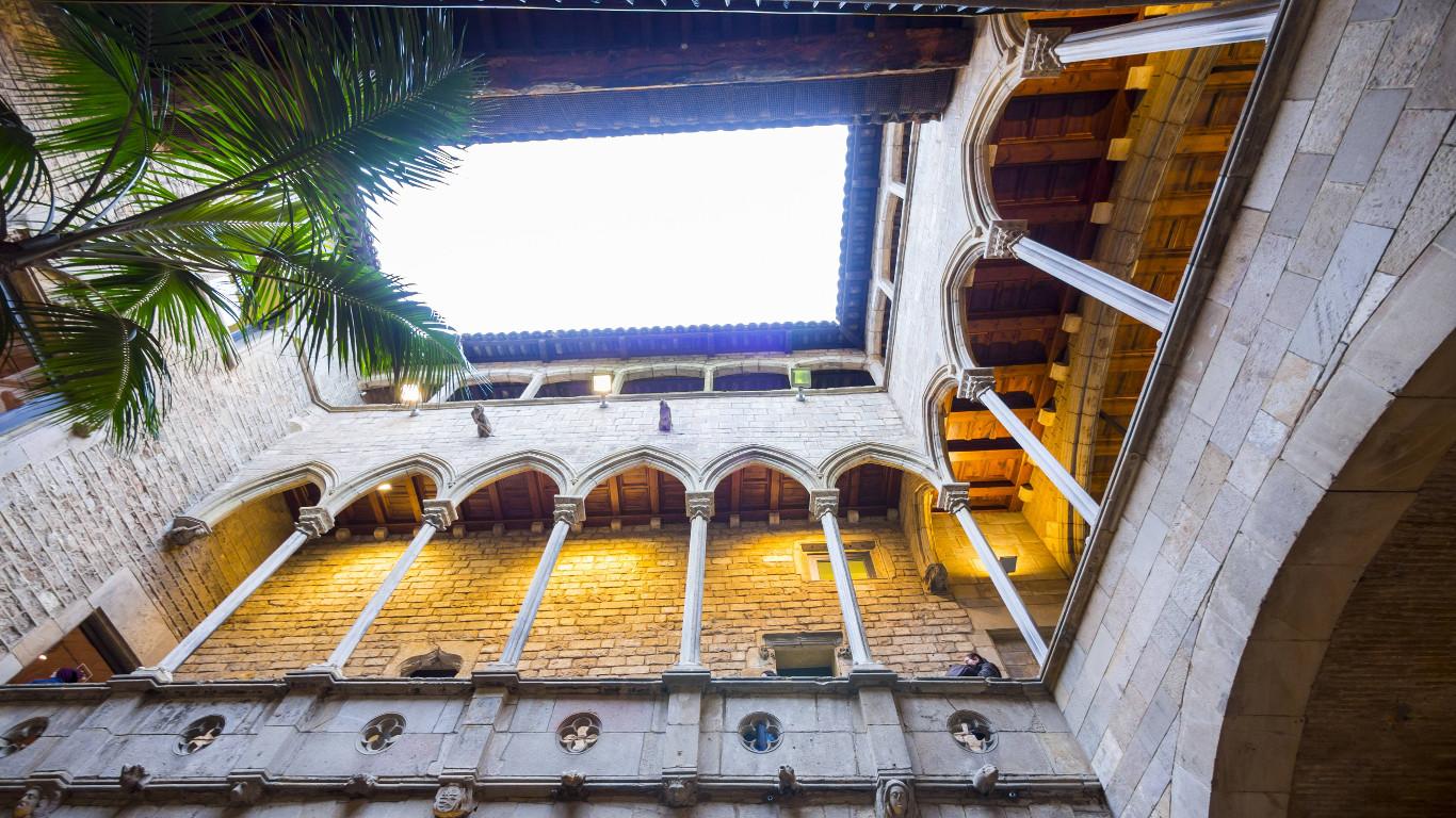 Barcelona: Museu Picasso