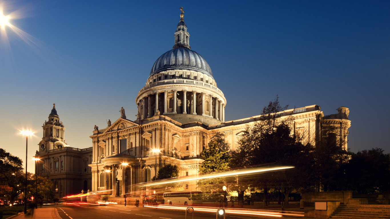 London: St. Paul's Cathedrale