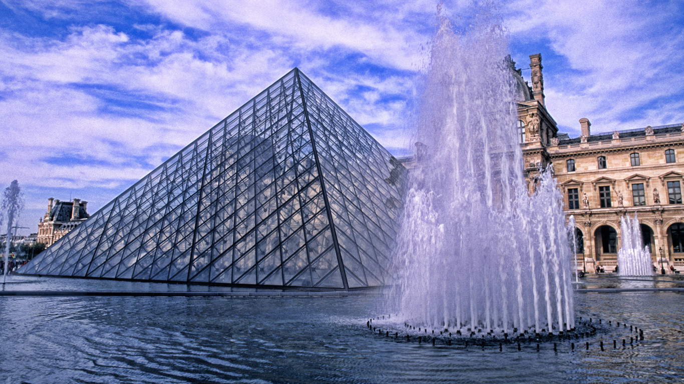 Paris: Louvre