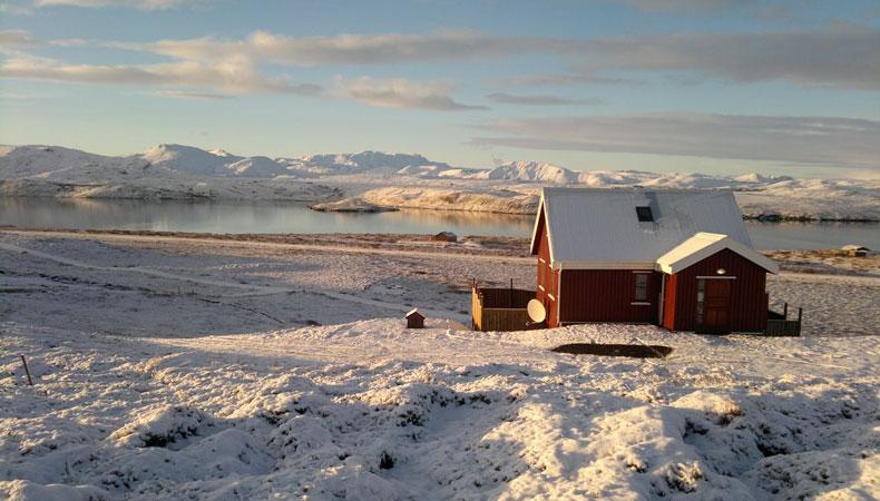 Isländische Einsamkeit