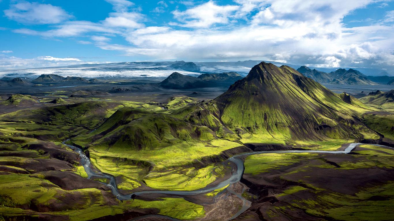 Stórasúla, Island