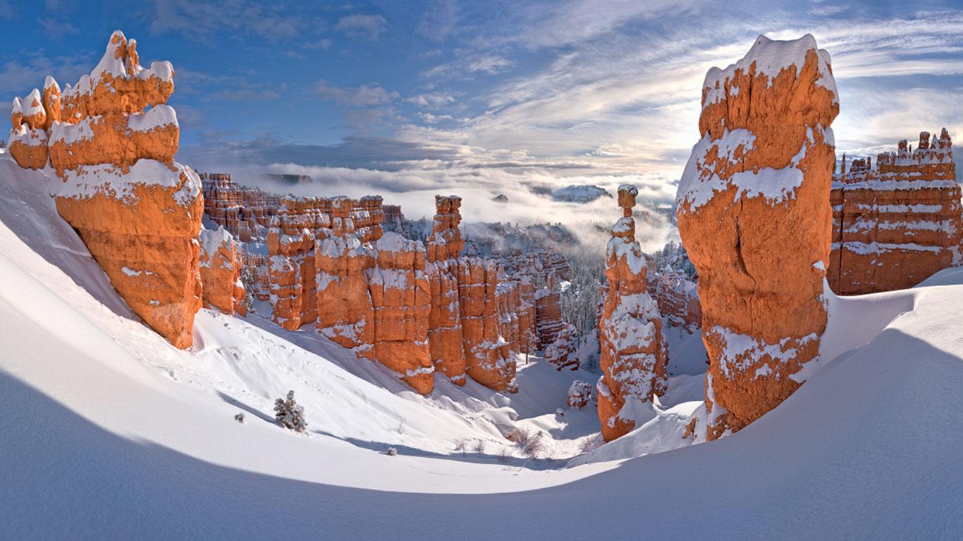 Bryce-Canyon-Nationalpark, USA