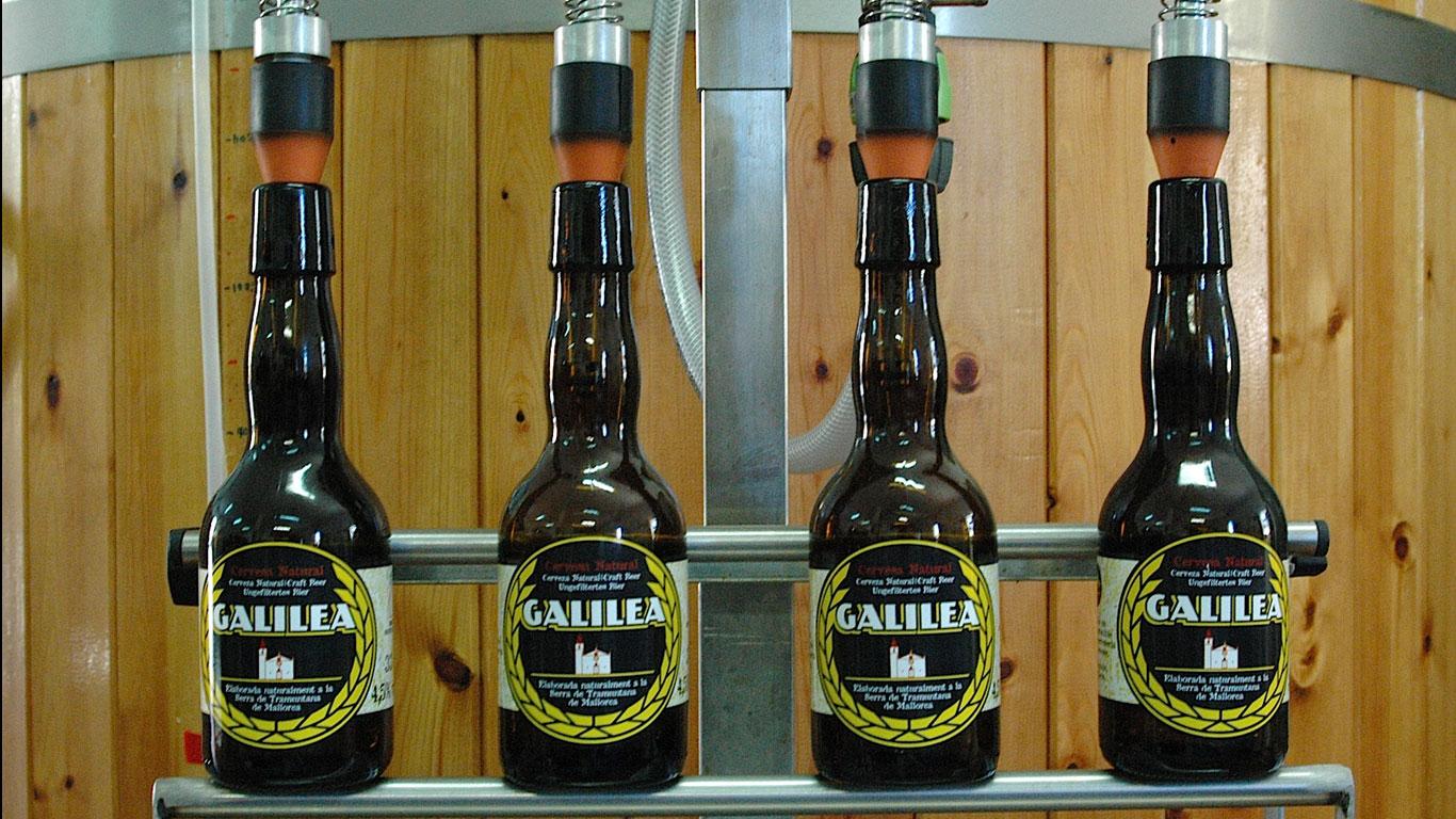 Mallorquinisches Craft-Bier probieren