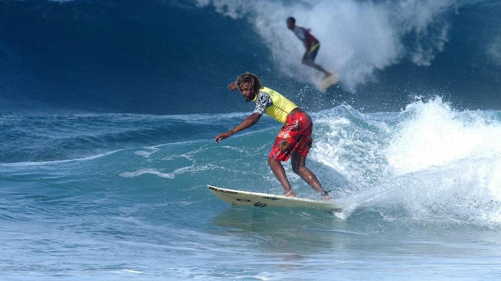 Karibik für Wellen-Begeisterte