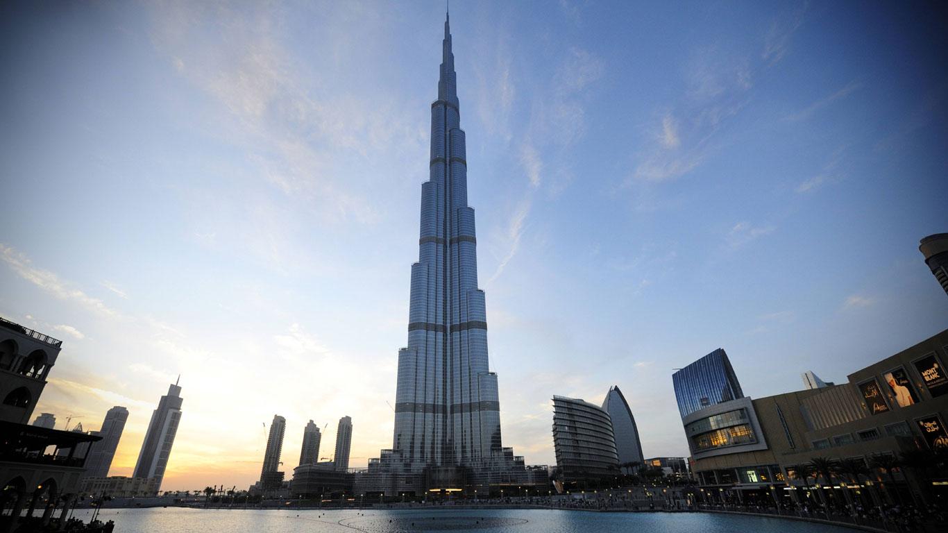 Dubai Hotel Ranking