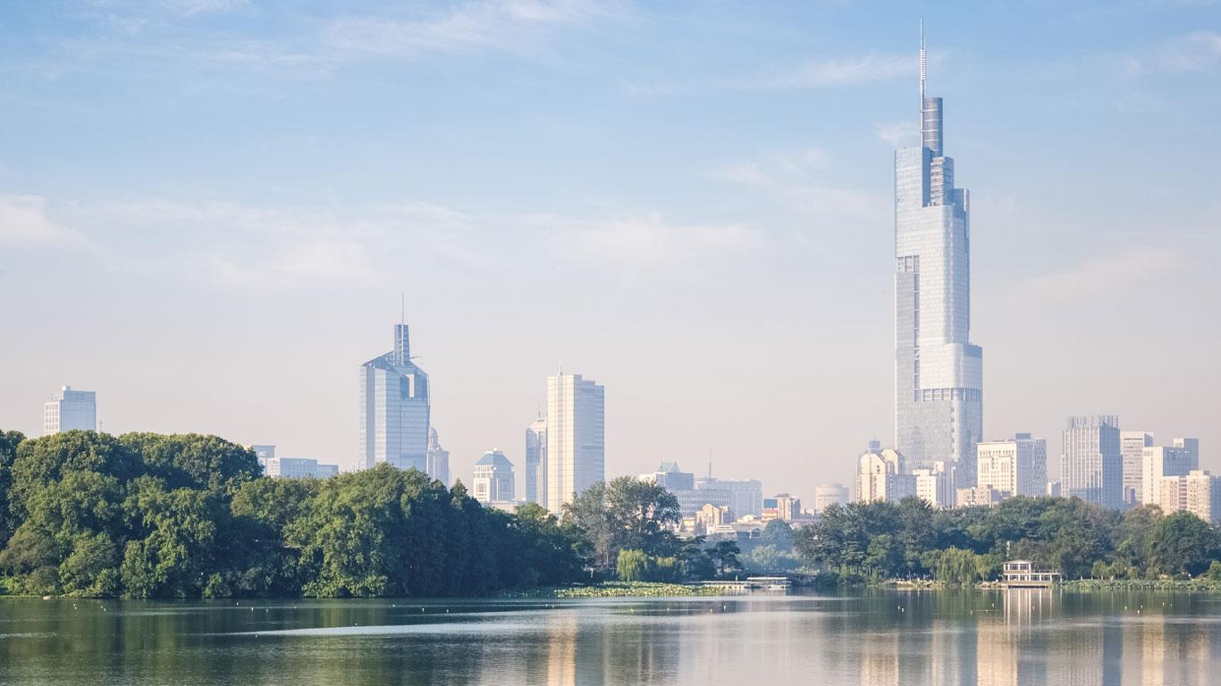 Wolkenkratzer-Boom im Reich der Mitte
