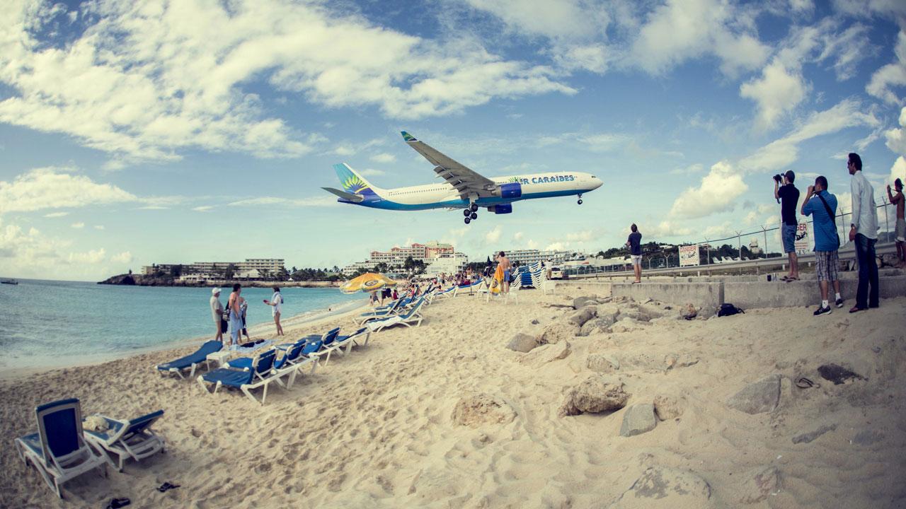 St. Maarten, Karibik