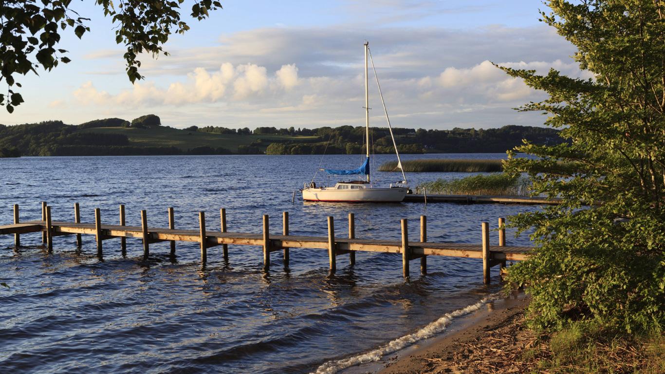 Mossø-See: Die Toten von Jütland (Jütland, Ostsee)