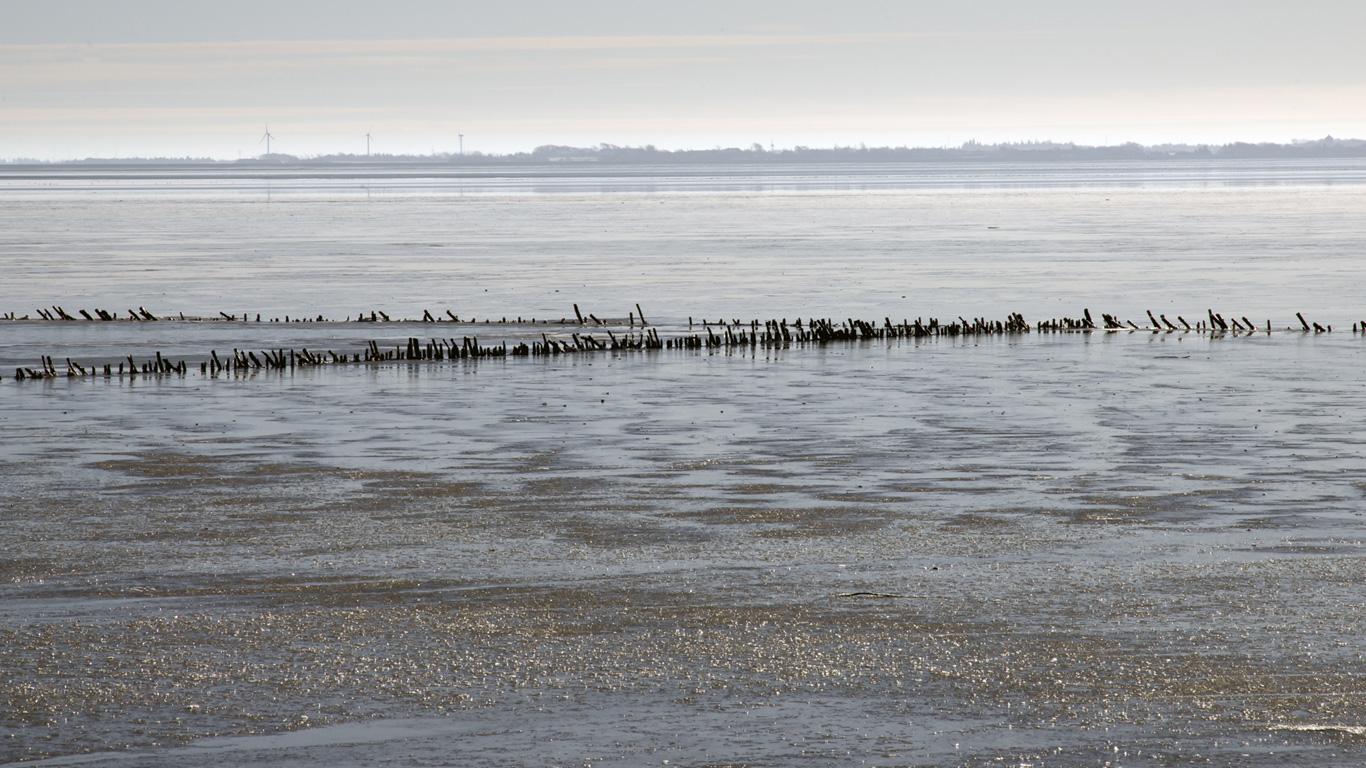 Rungholt: Das Atlantis der Nordsee (Strand, Nordsee)