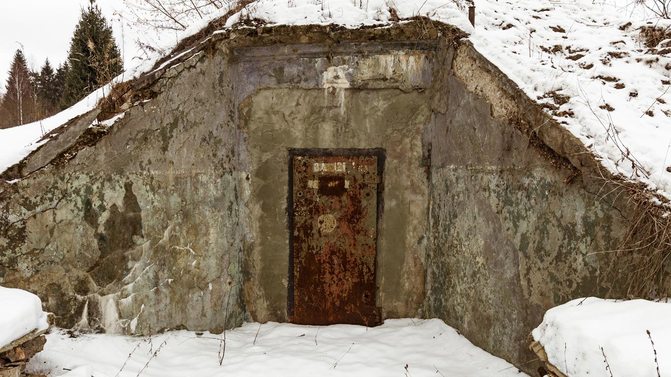 Bunker Genshagen: Das Geheimversteck im Untergrund (Ludwigsfelde, Brandenburg)