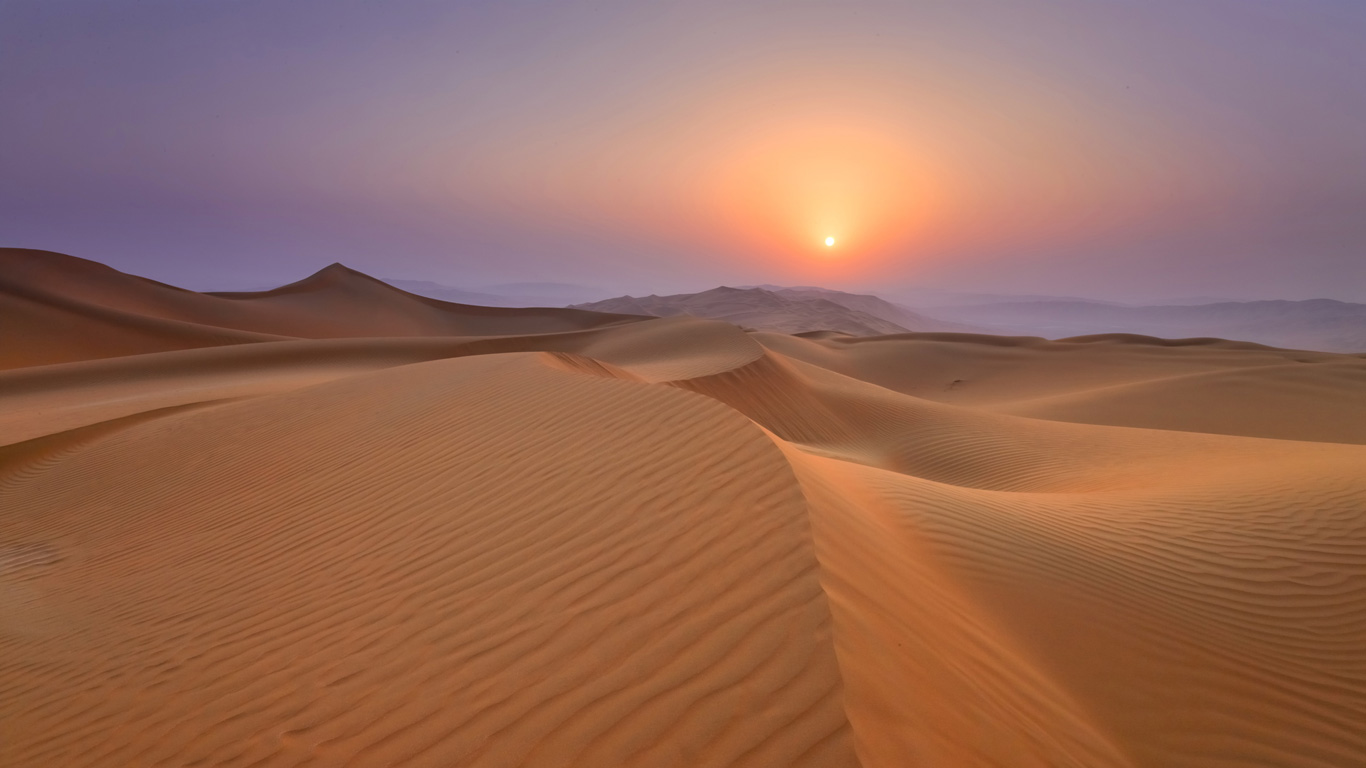 Rub al-Chali, Arabische Halbinsel