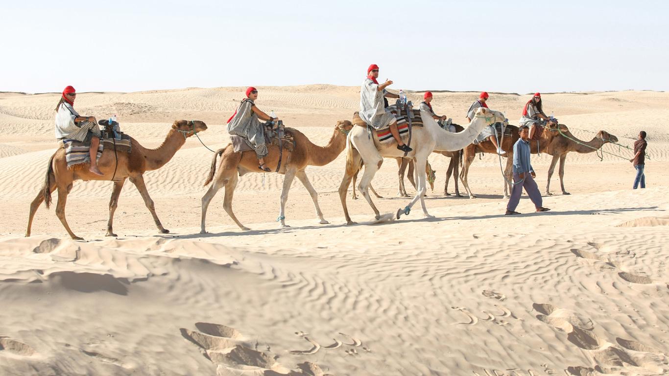 Kebili, Tunesien