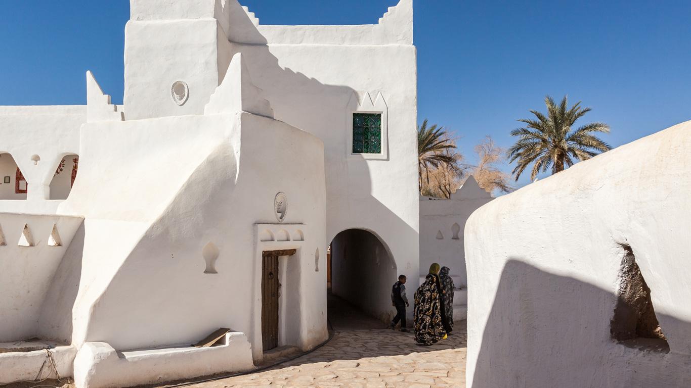 Ghadames, Lybien