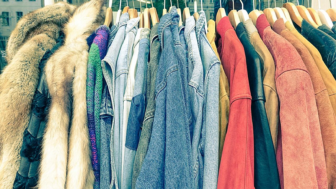 Gebrauchte Kleidung kaufen