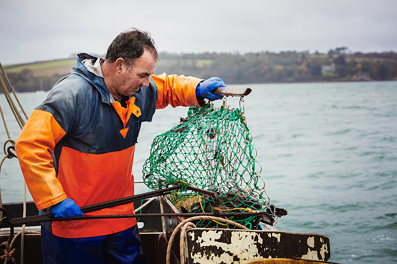 Verbot der Entsorgung von Geisternetzen in den Meeren